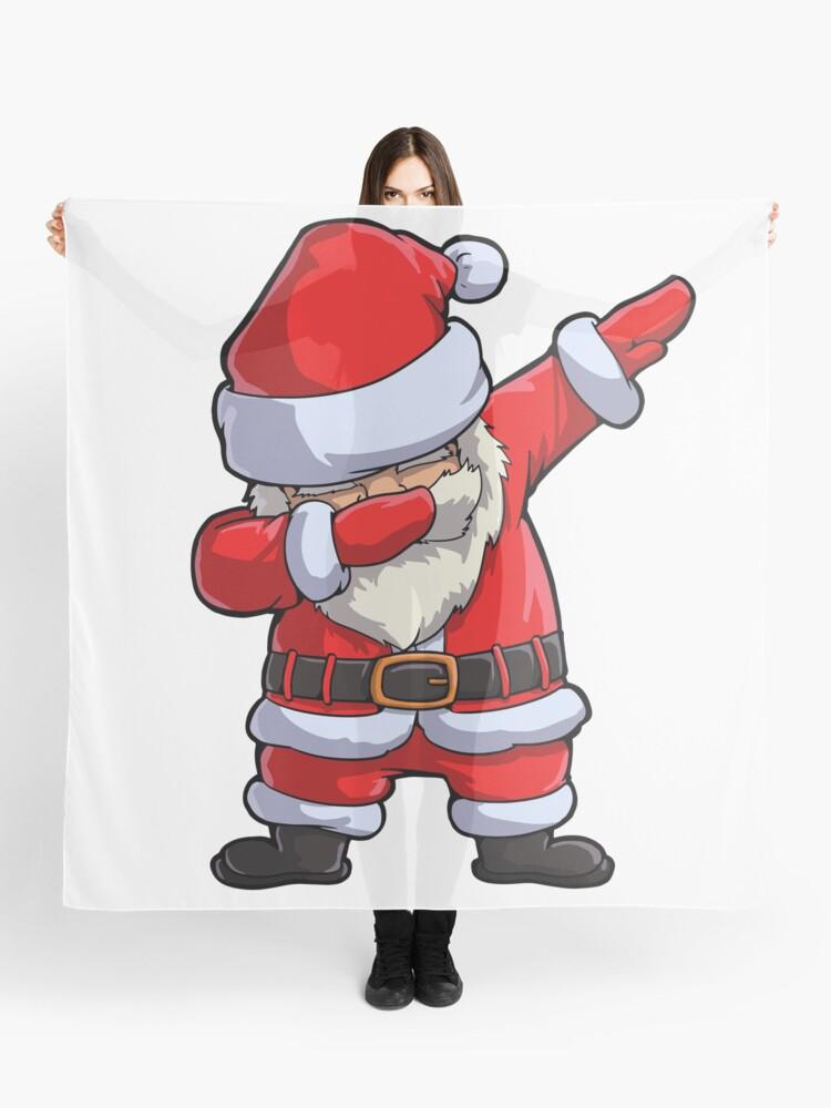 Bilder Weihnachten Lustig.Dabbing Santa T Shirt Weihnachtsmann Weihnachten Lustig Tupfen X Mas Geschenke Kinder Jungen Mädchen Männer Frauen Tuch