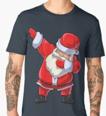 Dabbing Santa T Shirt Claus Christmas Funny Dab X-mas Gifts Kids Boys Girls Youth Men's Premium T-Shirt