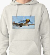 P51 Fighter Pullover Hoodie