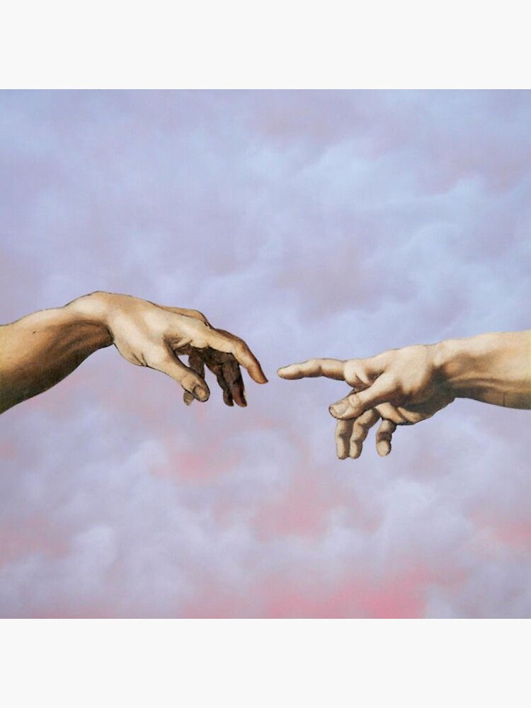 creation of adam by tropicalnoot