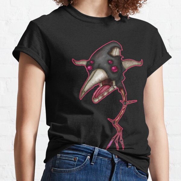 Black Deathswoop Classic T-Shirt
