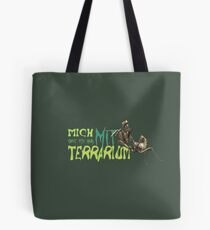 i am only available with terrarium Tote Bag