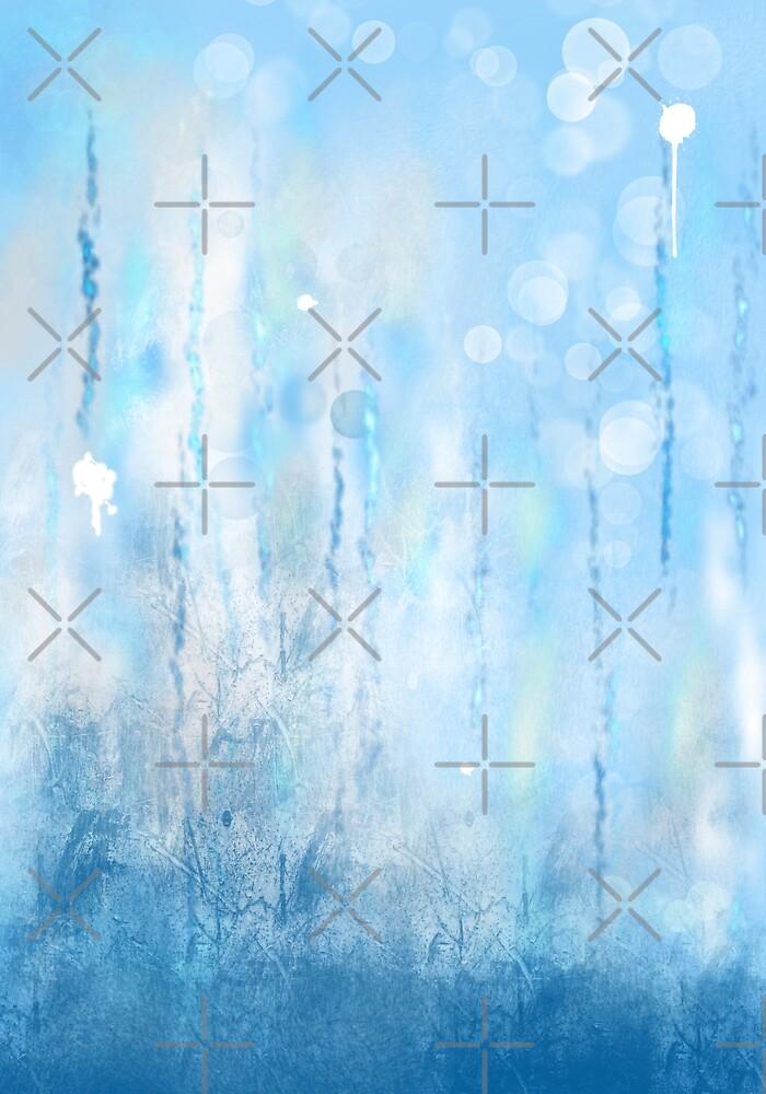 Blick aus dem Fenster von Christine Krahl