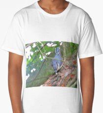 Nuthatch's Treasure Long T-Shirt