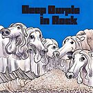 Deep Durple In Rock by Andrew Ledwith