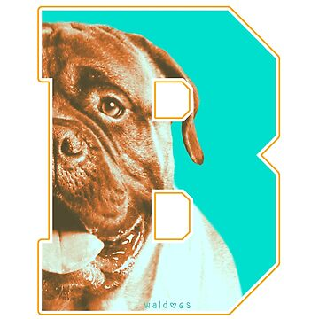 Retro Bullmastiff by waldogs