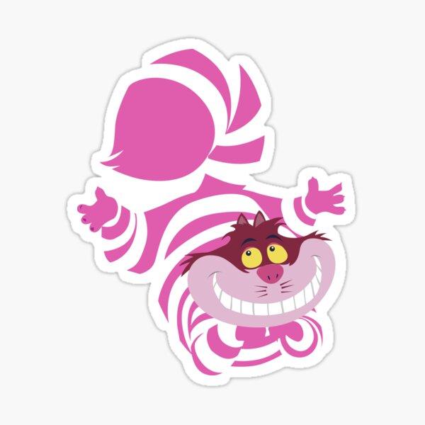 De-Su Art - Cheshire the cat Sticker