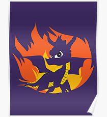 De - Su Art Spyro Poster