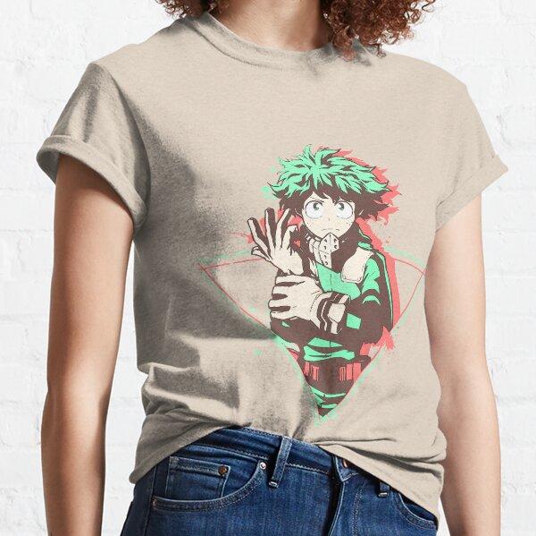 Deku, Boku no Hero Academia Classic T-Shirt