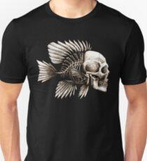 Skull Fish Slim Fit T-Shirt