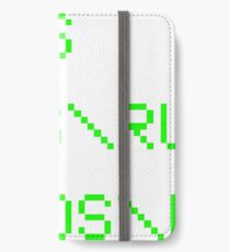 DOS RUN iPhone Wallet/Case/Skin