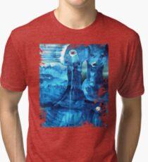 blue souls Tri-blend T-Shirt