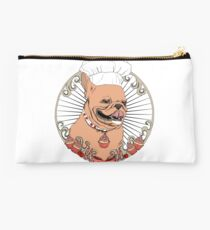Pastry Cook Bulldog Studio Pouch