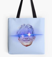 RM Rap Monster Rapmon Lens Flare Tote Bag