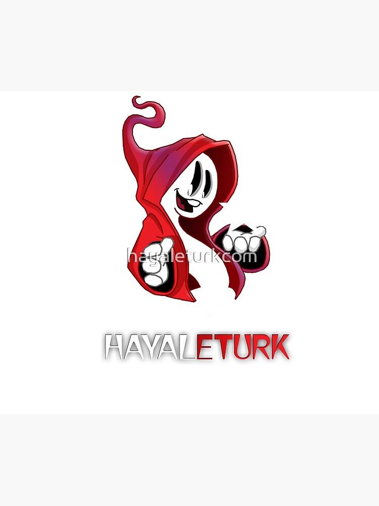 Red ghost 5 by hayaleturkcom