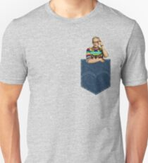 Camiseta ajustada Pocket Jeff Goldblum
