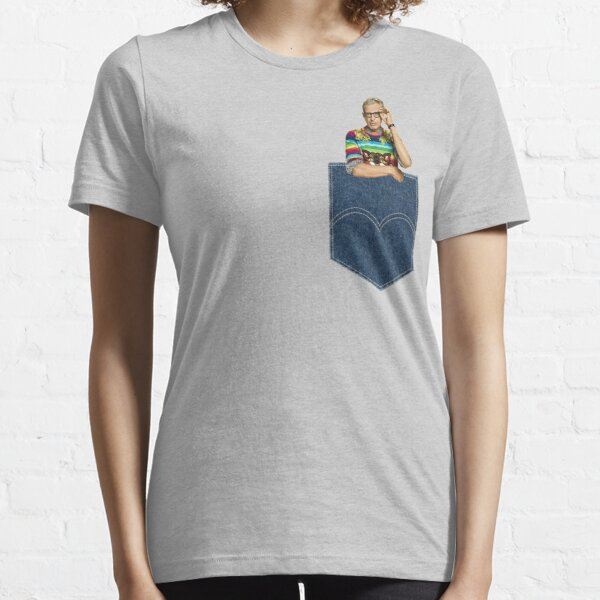 Pocket Jeff Goldblum  Essential T-Shirt