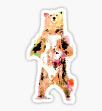 proud to be a bear Sticker