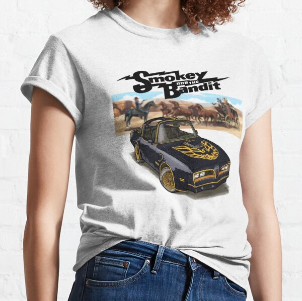 Smokey and the Bandit Car Classic T-Shirt