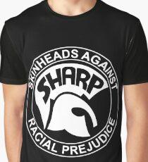 Against Racial Prejudice Graphic T-Shirt