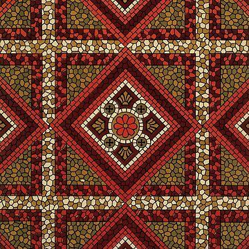 1880s Flooring Design  by EdgarCurious