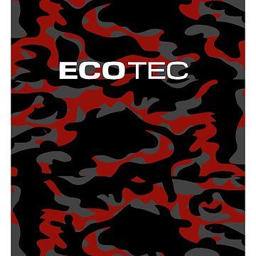 ECOTEC - TSHIRT / TANK by Onevisualeye
