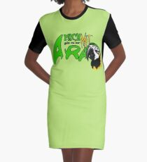 i am available only with ara Graphic T-Shirt Dress