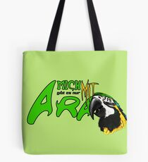 i am available only with ara Tote Bag