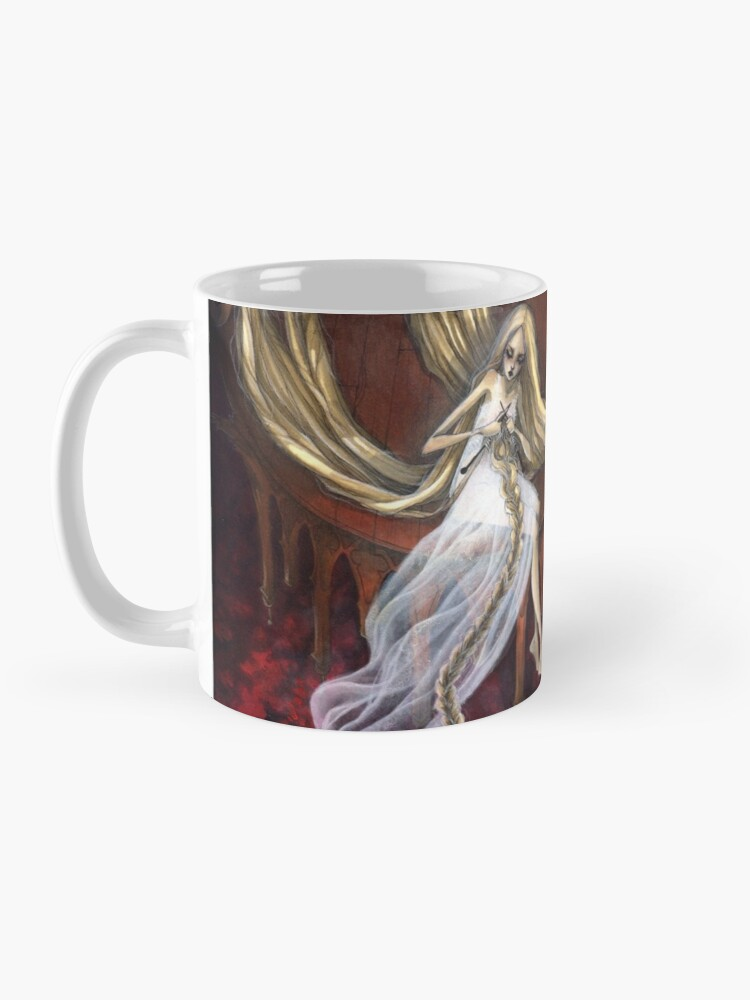 Alternate view of Rapunzel Mug