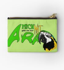 i am available only with ara Studio Pouch