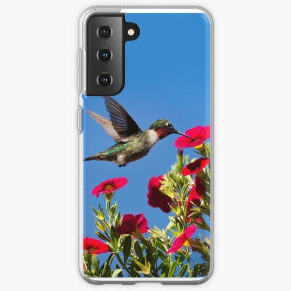 Hummingbird Joy Samsung Galaxy Soft Case