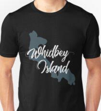Whidbey Island - Washington Unisex T-Shirt