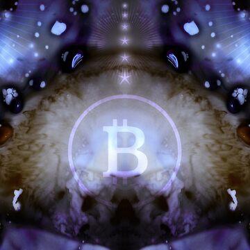 Bitcoin - purple by yanafs
