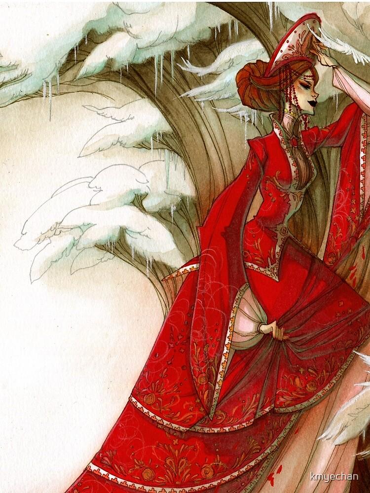 Russian Red by kmyechan