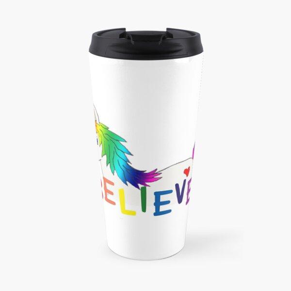 Believe in Unicorns! Travel Mug