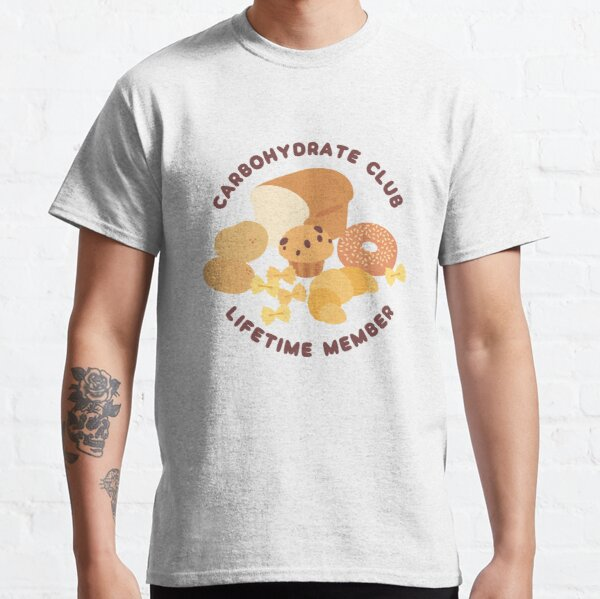 Carbohydrate Club Classic T-Shirt
