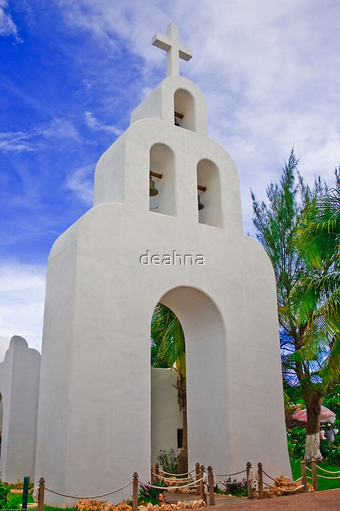 Faith in Paradise III by deahna
