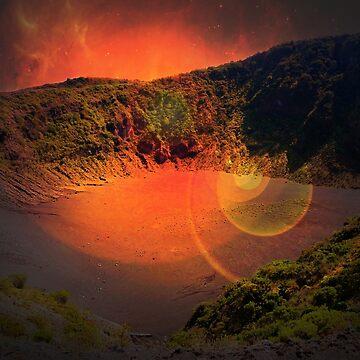 Irazu Volcano Crater - Costa Rica II by alabca