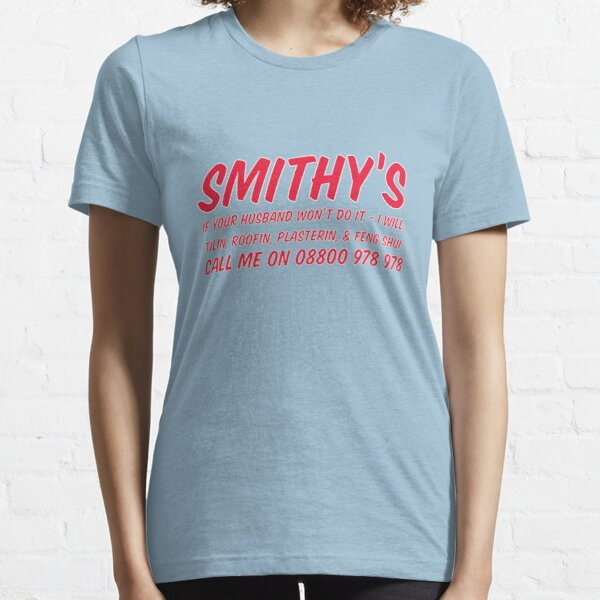 Smithy's Logo - Gavin and Stacey Essential T-Shirt