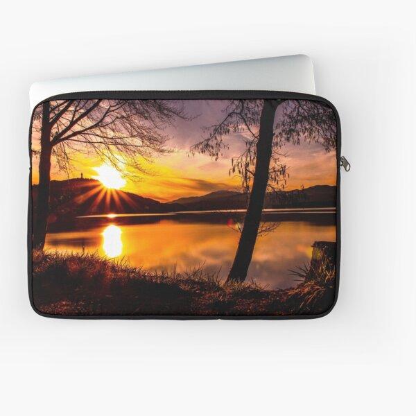 Landscape with lake Laptop Sleeve