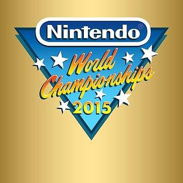 Nintendo World Championships 2015 Logo by NiGHTSflyer129
