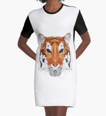 Animales-004 Graphic T-Shirt Dress