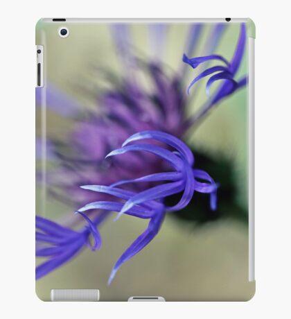 Cornflower Tendrils iPad Case/Skin