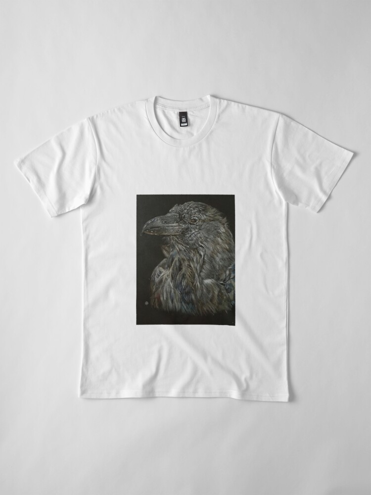 Alternative Ansicht von Rabe Premium T-Shirt
