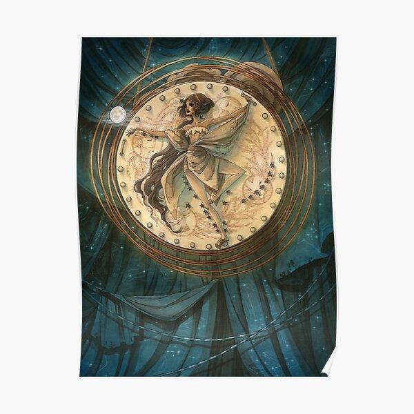 Tarot - The World Poster