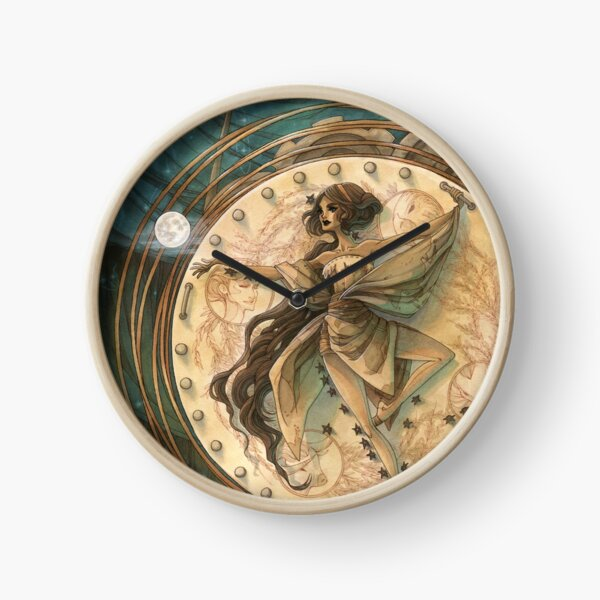 Tarot - The World Clock