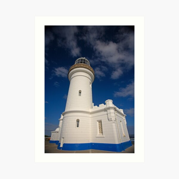 Cape Byron Lighthouse Art Print
