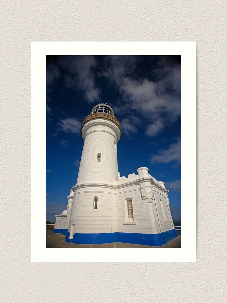 Alternate view of Cape Byron Lighthouse Art Print