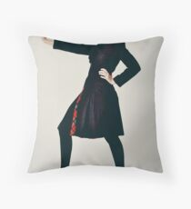 Standing In The Way of Control Throw Pillow