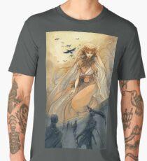 Tarot - Judgement (The Morrigan) Men's Premium T-Shirt